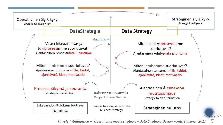 Data Strategia Design - Petri Hakanen
